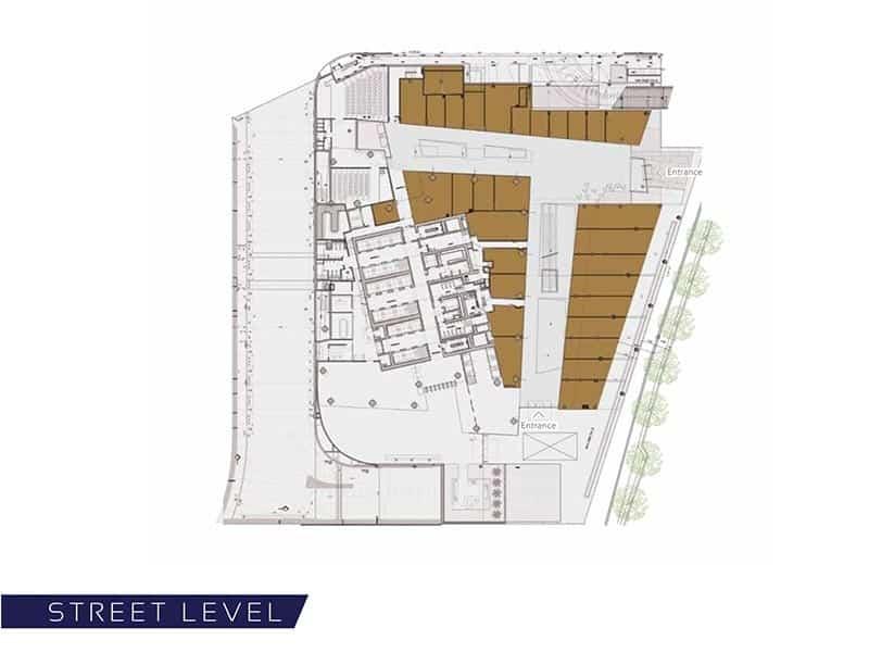 Azrieli-Sarona-street-level-plan